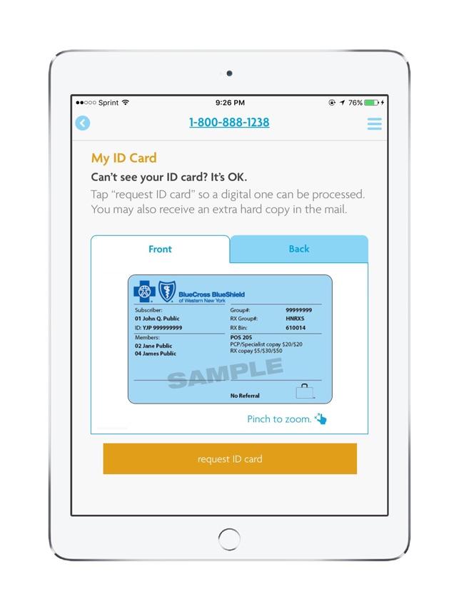 BlueCross BlueShield of WNY on the App Store