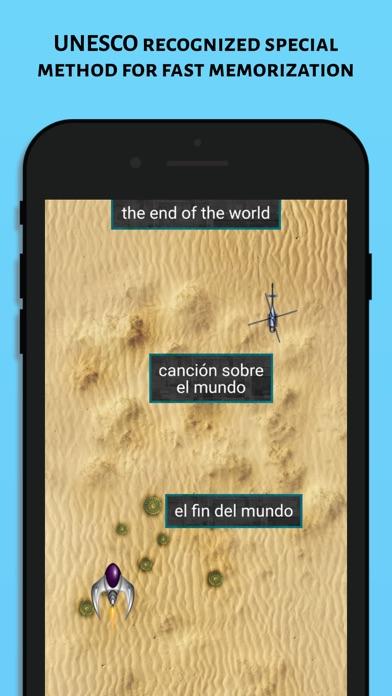 LangJet: fun language learning screenshot two