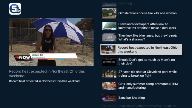 News 5 Cleveland on the App Store