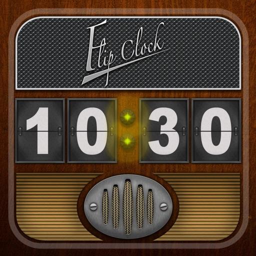 Flip Clock + radio