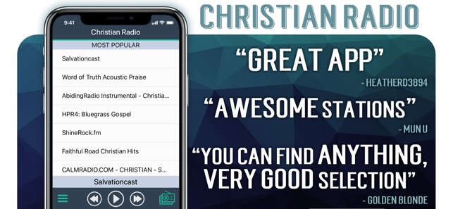 Christian Radio+ on the App Store