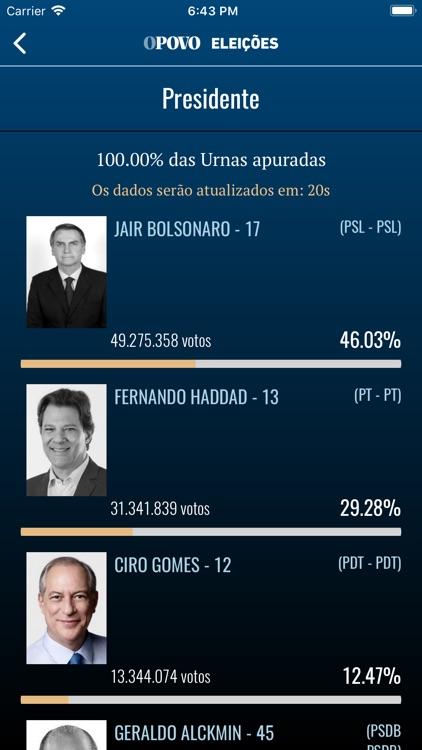 O POVO Eleições screenshot-3