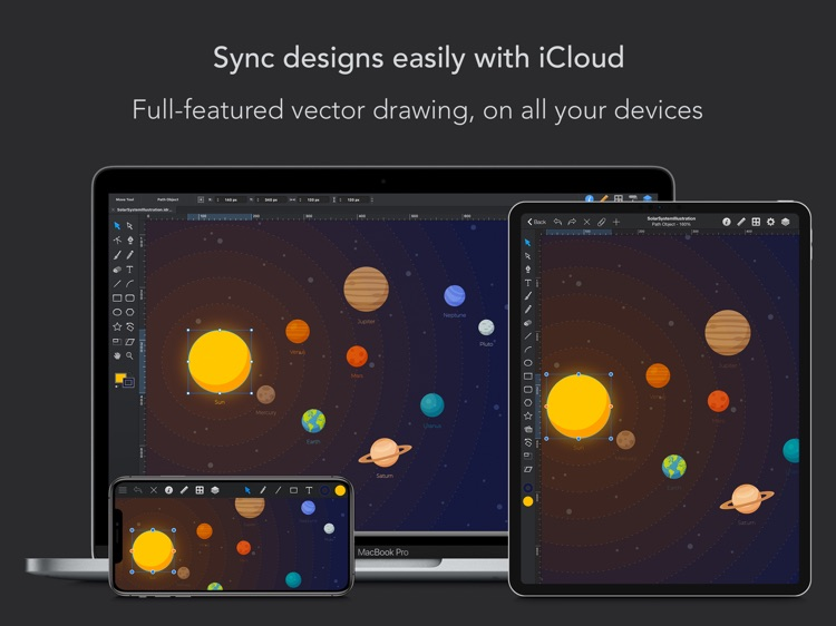 Graphic for iPad screenshot-3