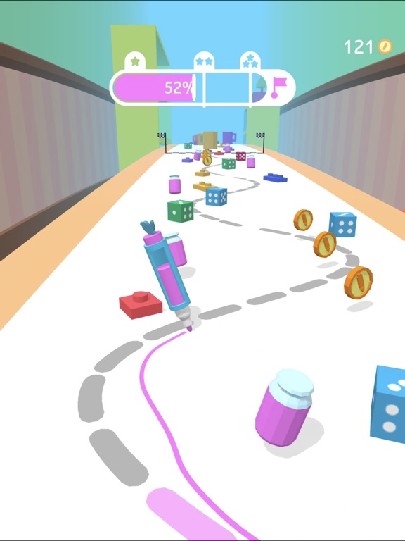 Pen Run screenshot 10