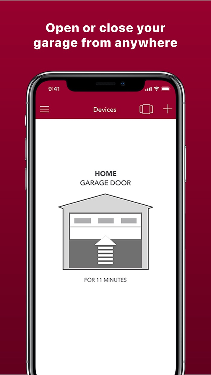 MyQ Garage & Access Control Screenshot