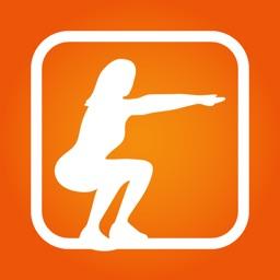 Squat Workout: Legs, Abs, Butt