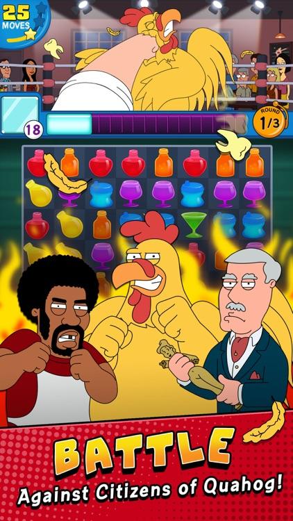 Family Guy Freakin Mobile Game screenshot-4