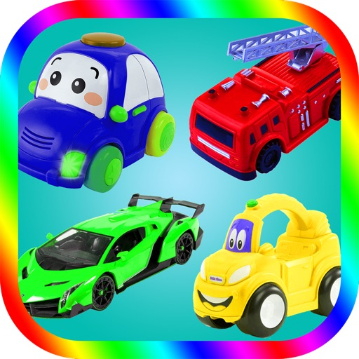 Kids Learn Colors Cars