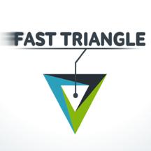 极速三角形 - 几何画风的休闲游戏