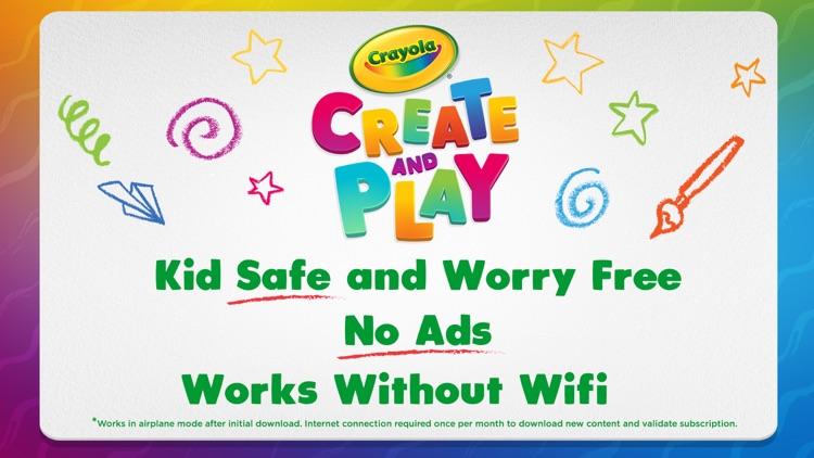 Crayola Create and Play screenshot-8