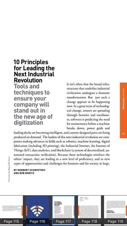 strategy+business magazine screenshot-4
