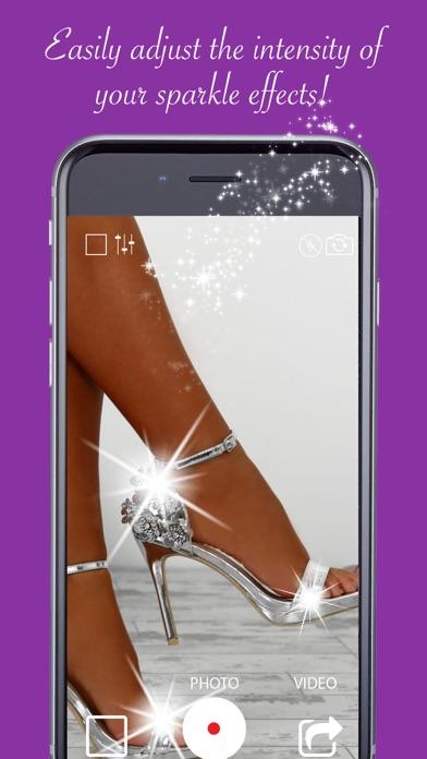 Sparkle Effects - Glitter FX by Grassapper LLC (iOS, United
