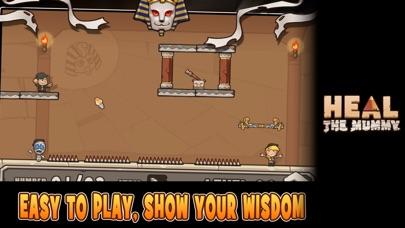 Heal the Mummy Screenshots