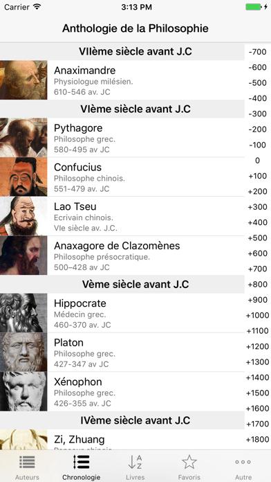 Philosophie (Anthologie de la) Screenshot 4