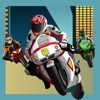 賭けのための車やバイクのレース!