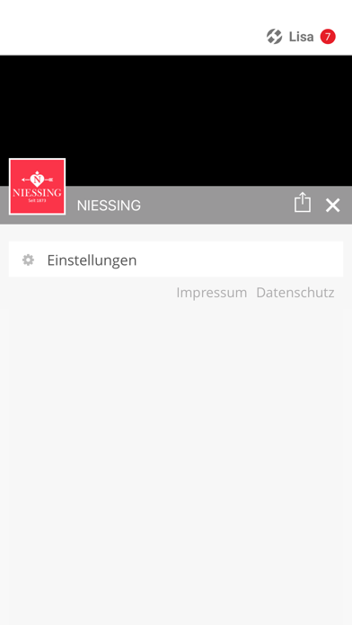 Niessing Retail screenshot 2