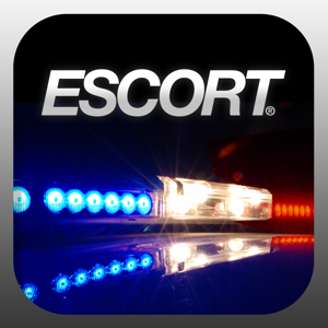 Escort Live Radar ios app