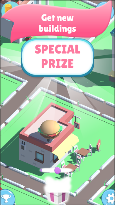 Pocket-sized Town screenshot two