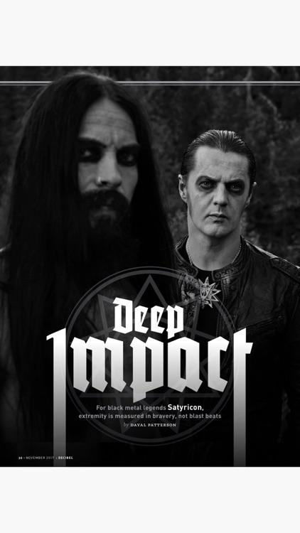 Decibel Magazine - America's Heavy Metal Monthly
