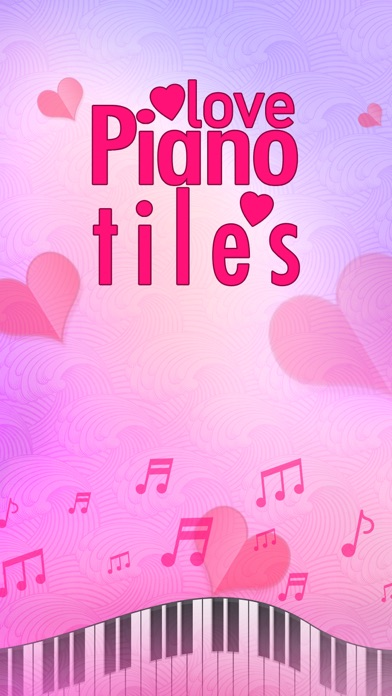 Love Piano Tiles Classic Magic