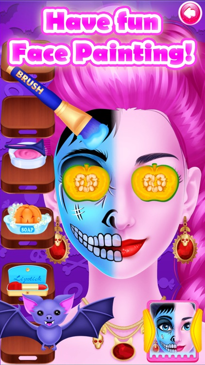 Face Paint Party Salon screenshot-9