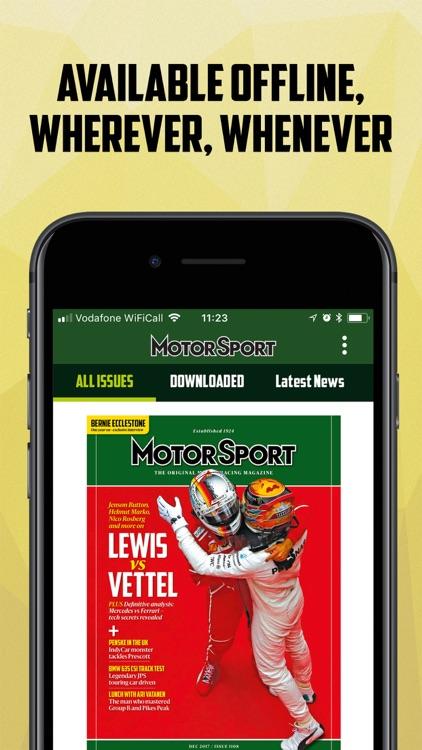 Motor Sport – magazine & news screenshot-4