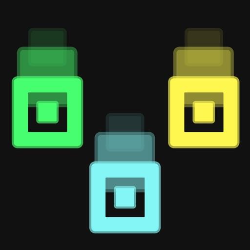 Color Square Tap! Icon