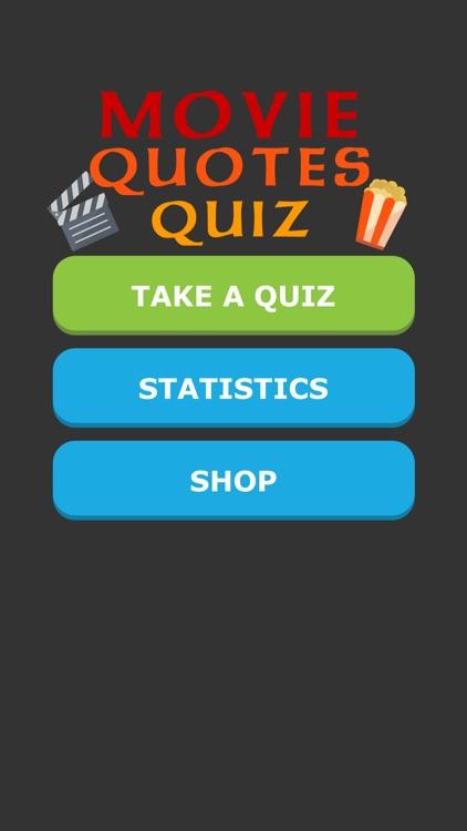 Movies Quiz - Quotes Trivia