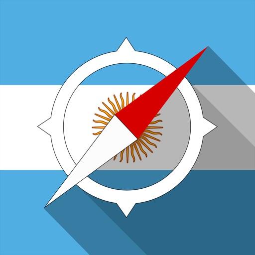 Argentina Offline Navigation