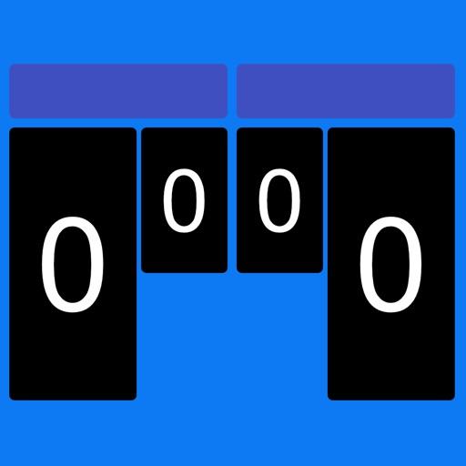 Easy Table Tennis Scoreboard