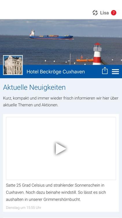 webcam cuxhaven beckröge