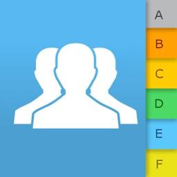 ContactsXL (for iPad)