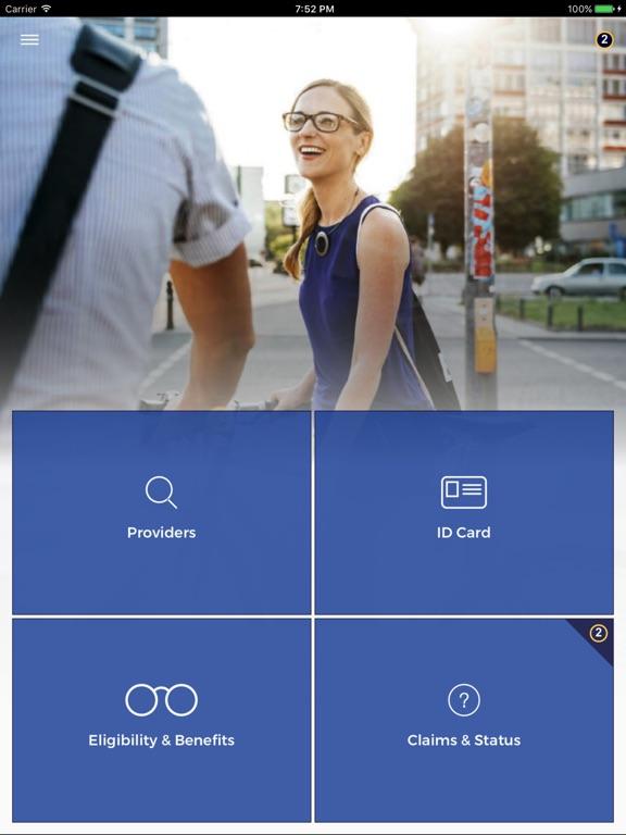 Davis Vision Member App - AppRecs
