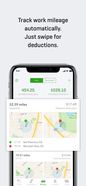 screenshots - 19 Small Business Expense Tracker Release