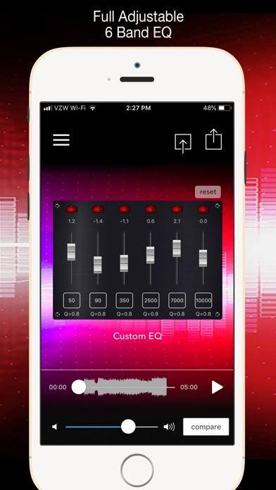 Screenshot #7 for AudioMaster Pro