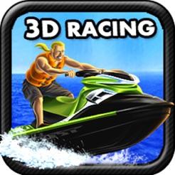 Wave Splitter Jetski Racing
