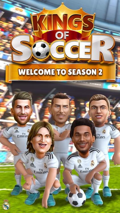 Kings of Soccer - PvP Football screenshot-0