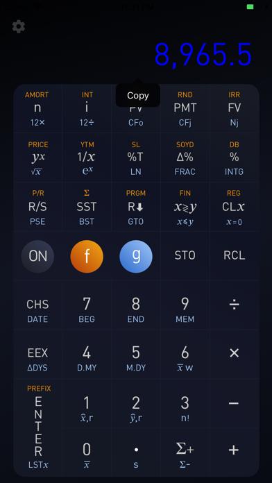 Vicinno Financial Calculator-8