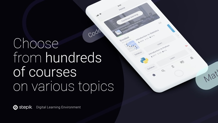Stepik: best online courses screenshot-1