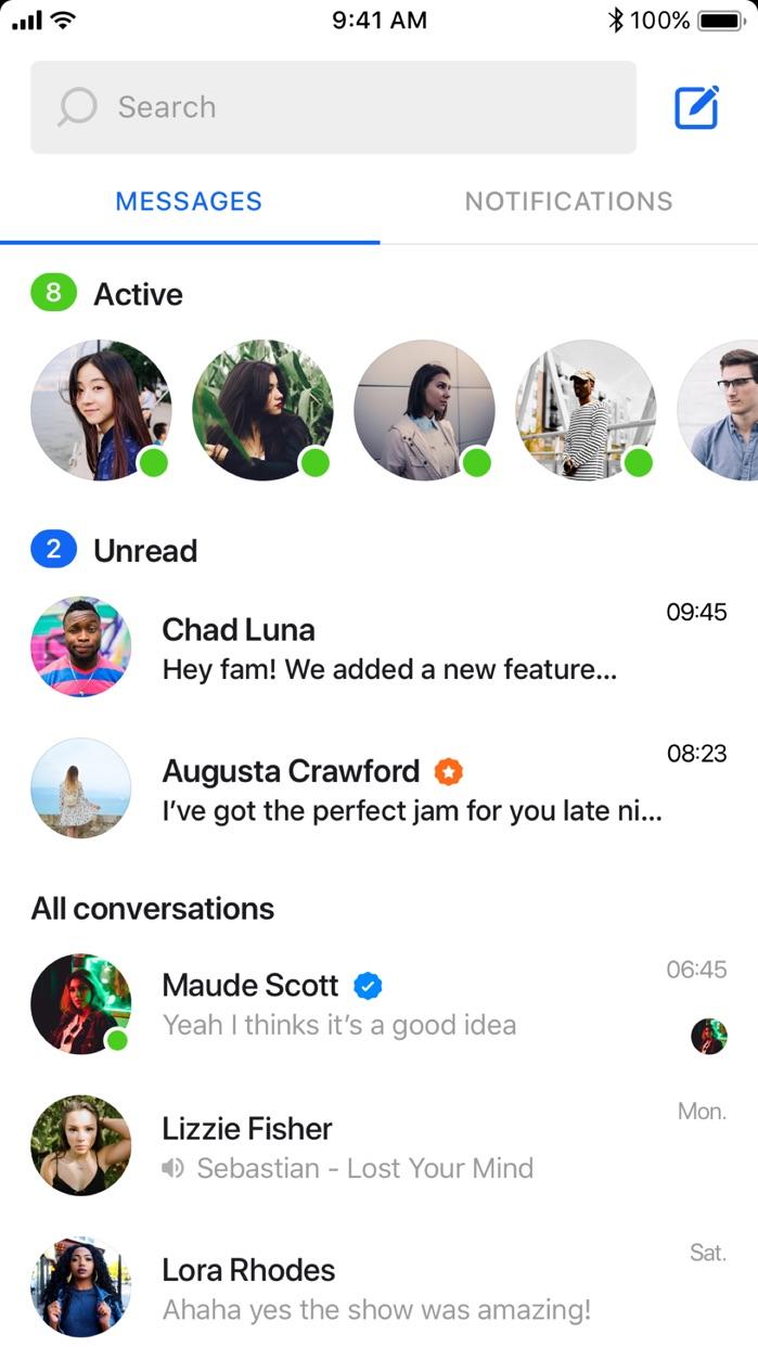 Sounds App Music Screenshot
