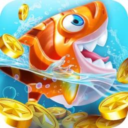 天天捕鱼-最好玩的街机捕鱼游戏