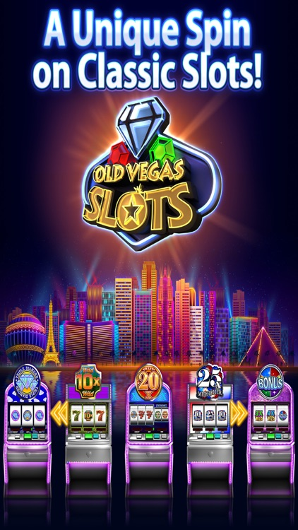 Old Vegas Slots: Casino Games screenshot-0