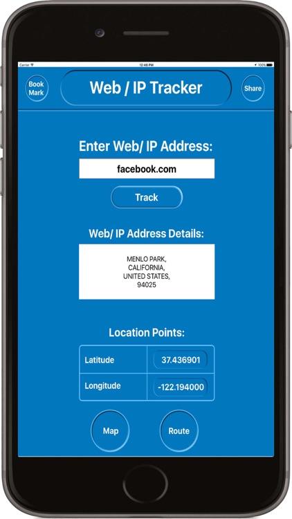 IP Address Tracker by Egate IT Solutions Pvt Ltd