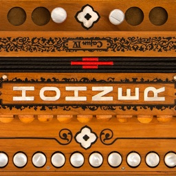 Hohner Cajun Mini-SqueezeBox
