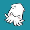 Baby Squid Stickers