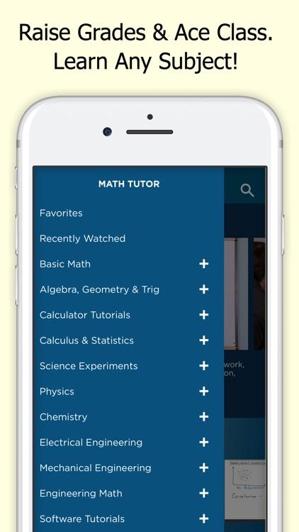 Math and Science Tutor screenshot-4