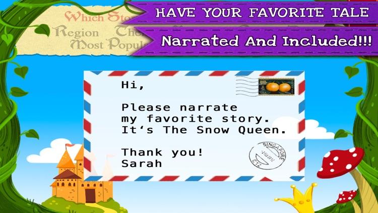 Fairy Tales Children Stories screenshot-4