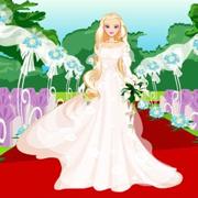 公主的梦幻婚纱新娘 - 美少女的梦幻婚礼