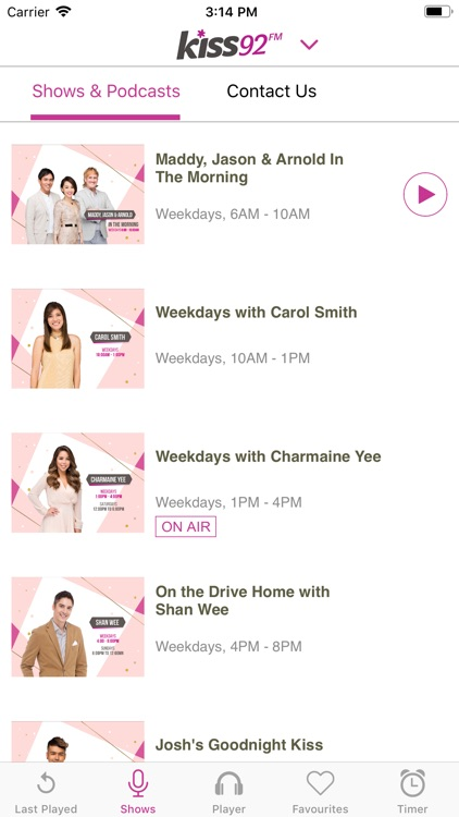 SPH Radio screenshot-4