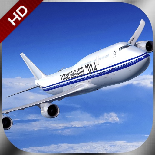 Flight Simulator FlyWings 2014 HD